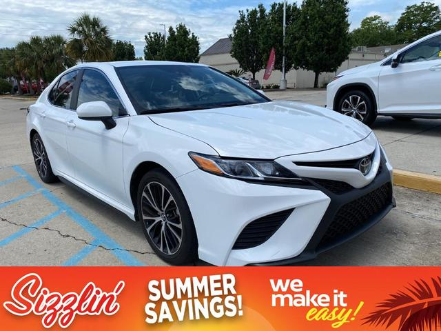 used 2020 Toyota Camry car, priced at $29,899
