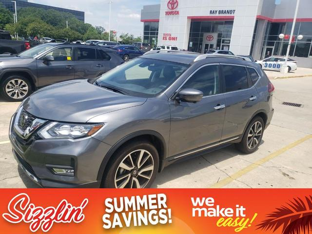 used 2019 Nissan Rogue car, priced at $29,949