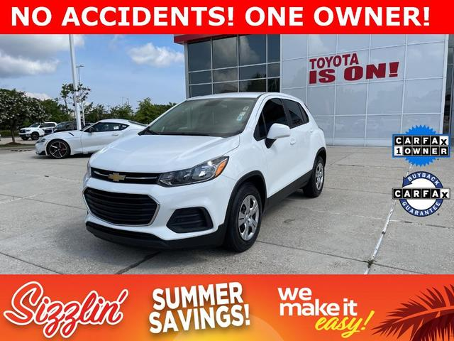 used 2017 Chevrolet Trax car, priced at $17,250