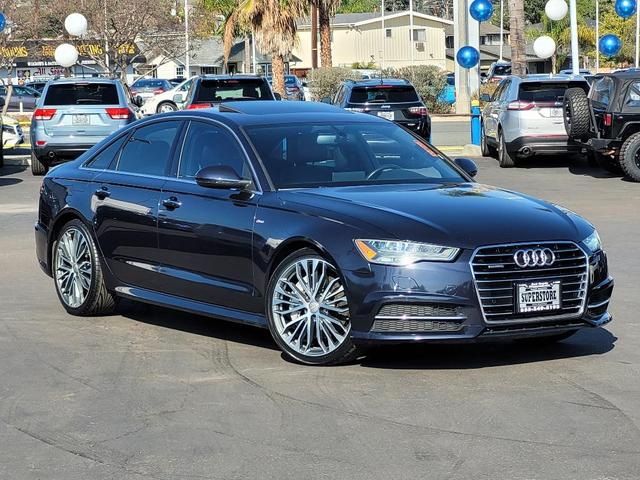 used 2016 Audi A6 car, priced at $24,999