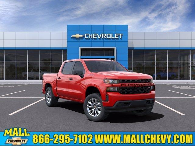 new 2021 Chevrolet Silverado 1500 car