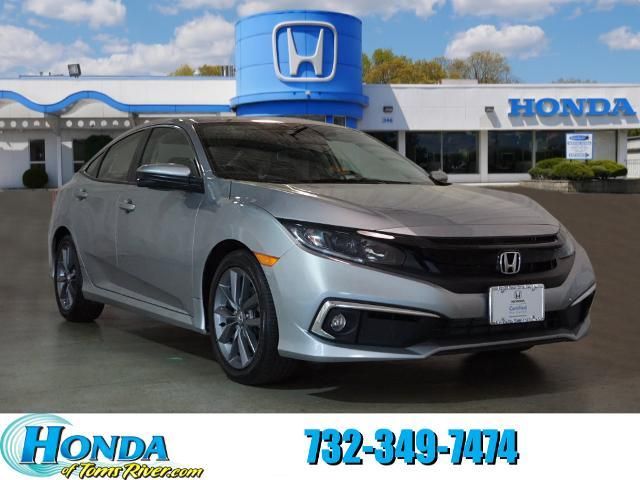 used 2019 Honda Civic car, priced at $22,476