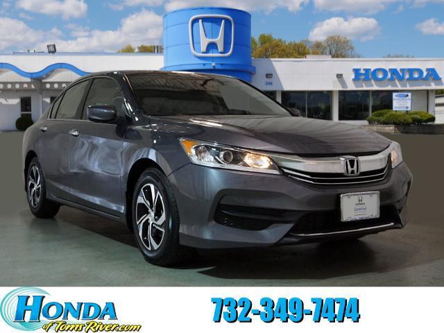 used 2017 Honda Accord car, priced at $20,995