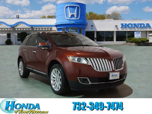 used 2015 Lincoln MKX car, priced at $18,318