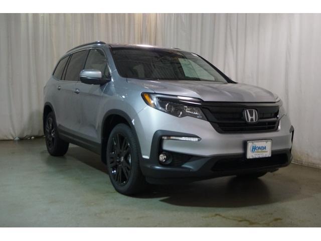 new 2021 Honda Pilot car, priced at $41,980