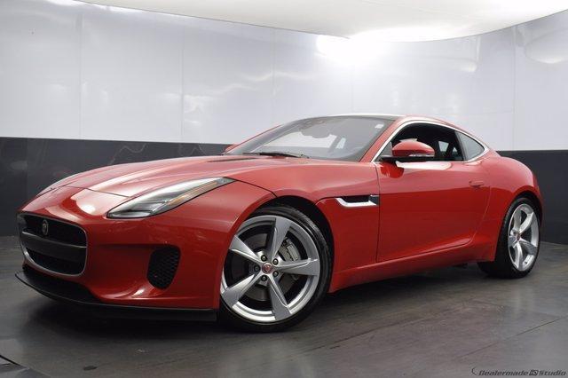 used 2018 Jaguar F-TYPE car, priced at $54,998