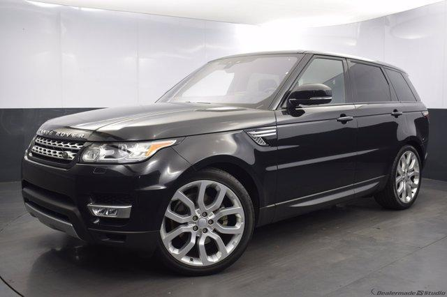 used 2017 Land Rover Range Rover Sport car, priced at $47,498