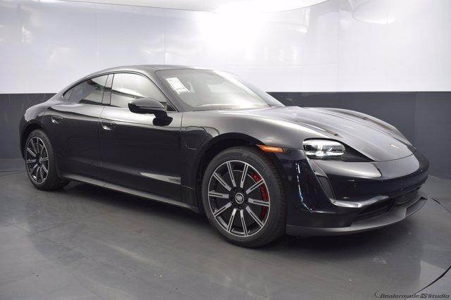 used 2020 Porsche Taycan car, priced at $119,998