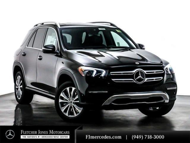 new 2021 Mercedes-Benz GLE 350 car