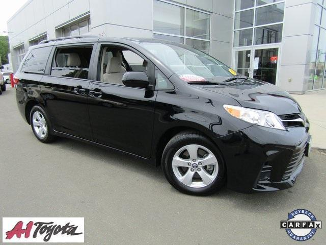 used 2020 Toyota Sienna car, priced at $32,999