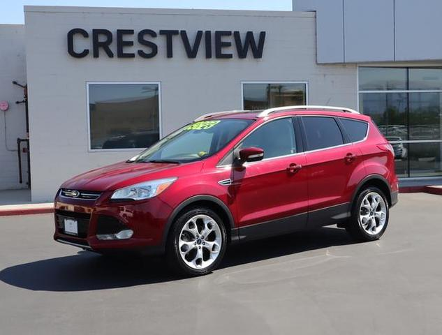 used 2015 Ford Escape car, priced at $19,823
