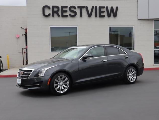 used 2018 Cadillac ATS car, priced at $30,901