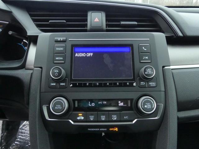 new 2020 Honda Civic car, priced at $21,605