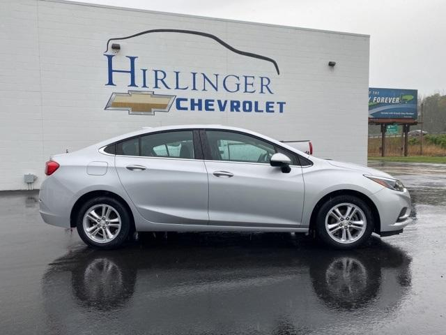 used 2018 Chevrolet Cruze car, priced at $16,596