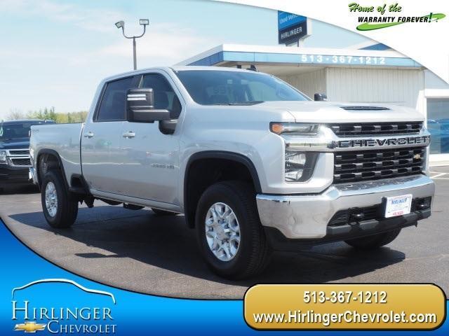 used 2020 Chevrolet Silverado 3500 car, priced at $55,823