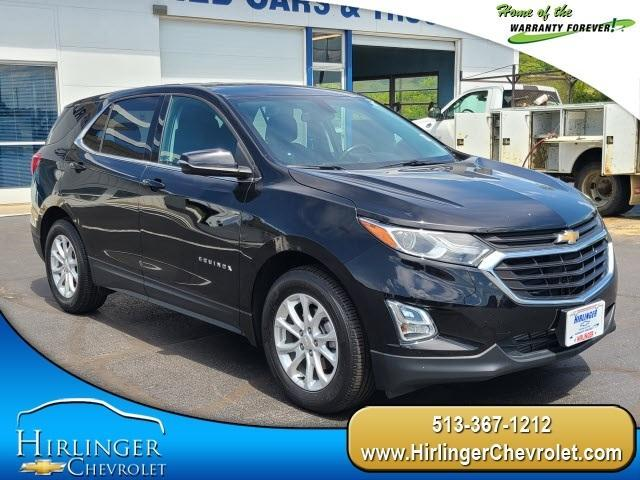 used 2018 Chevrolet Equinox car, priced at $20,898