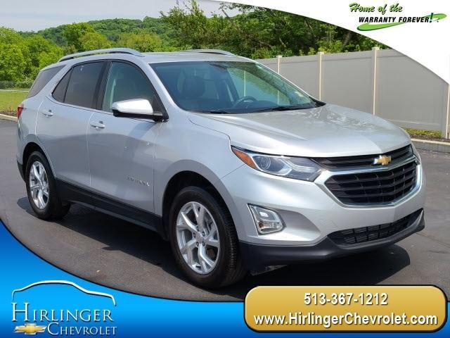 used 2018 Chevrolet Equinox car, priced at $29,979