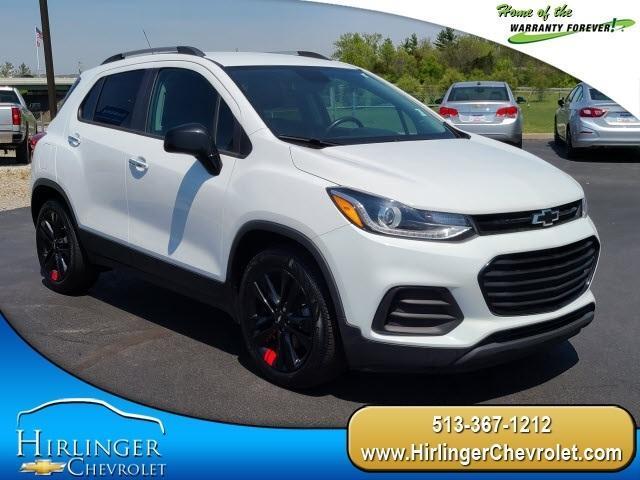 used 2018 Chevrolet Trax car, priced at $17,821