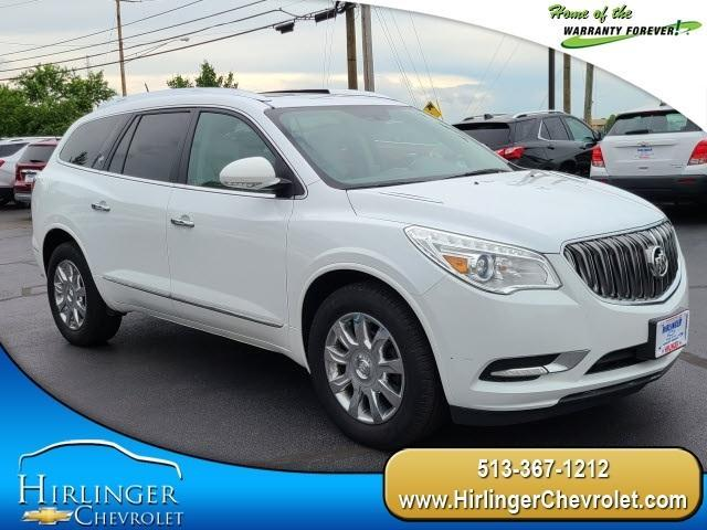 used 2017 Buick Enclave car, priced at $31,799