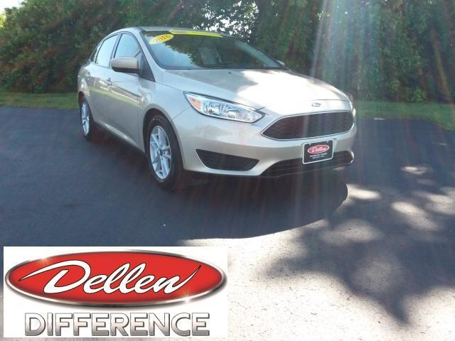 used 2018 Ford Focus car, priced at $16,522