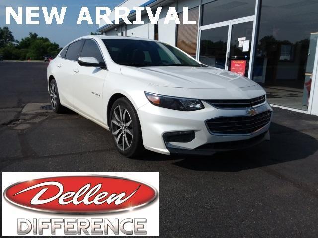 used 2018 Chevrolet Malibu car, priced at $20,916