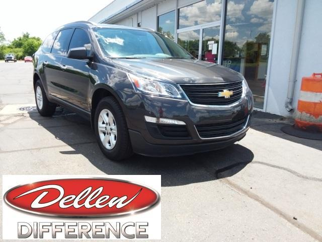 used 2016 Chevrolet Traverse car, priced at $19,956