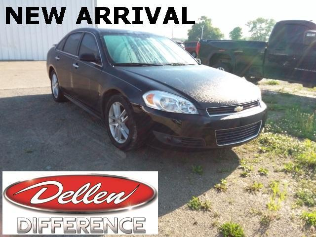 used 2009 Chevrolet Impala car, priced at $9,681