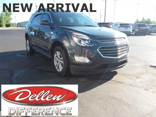 used 2017 Chevrolet Equinox car, priced at $20,340