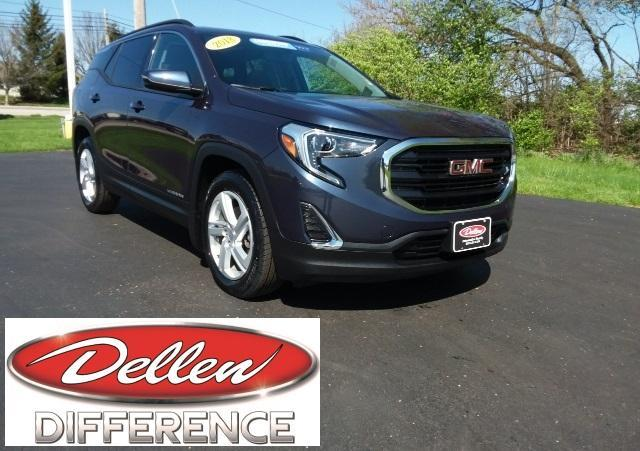 used 2018 GMC Terrain car, priced at $23,966