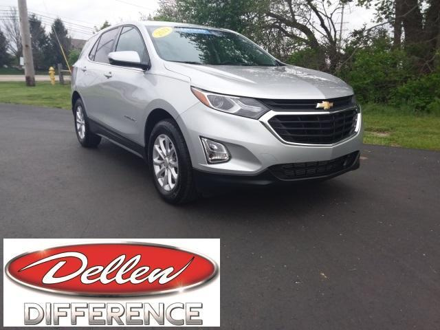 used 2019 Chevrolet Equinox car, priced at $22,977