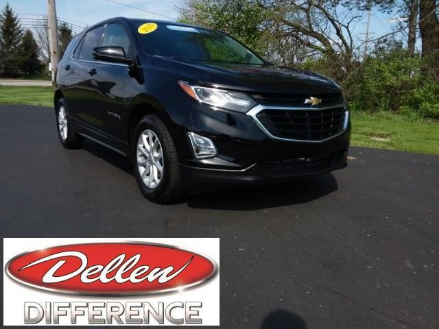used 2019 Chevrolet Equinox car, priced at $24,983