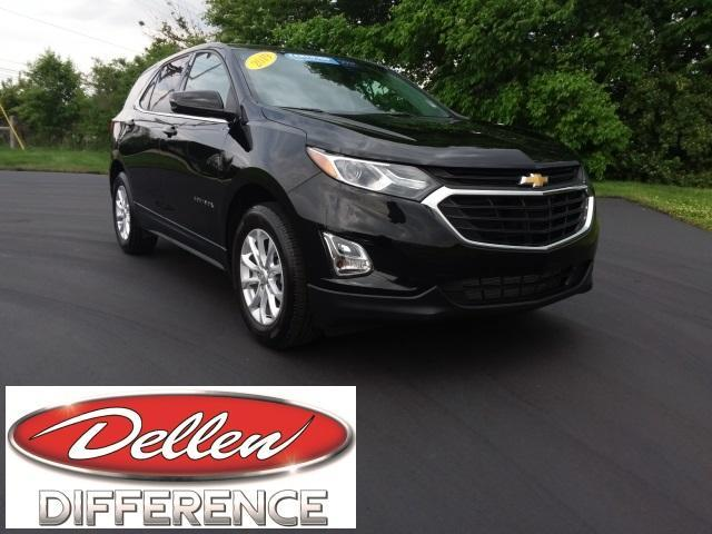 used 2019 Chevrolet Equinox car, priced at $23,937