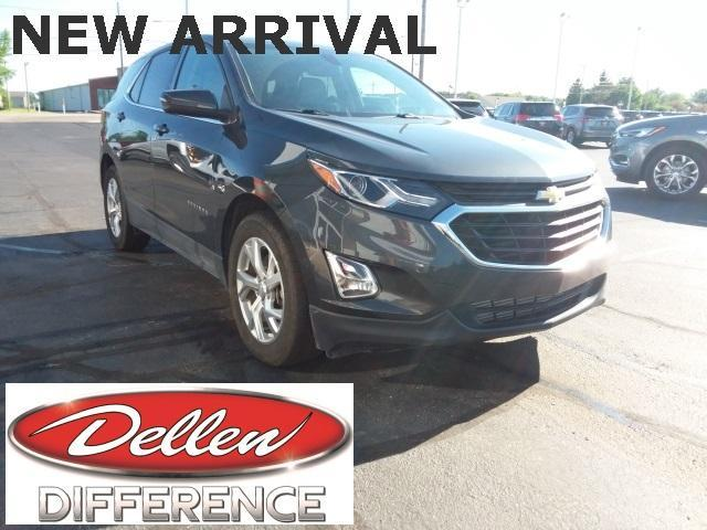 used 2018 Chevrolet Equinox car, priced at $23,353