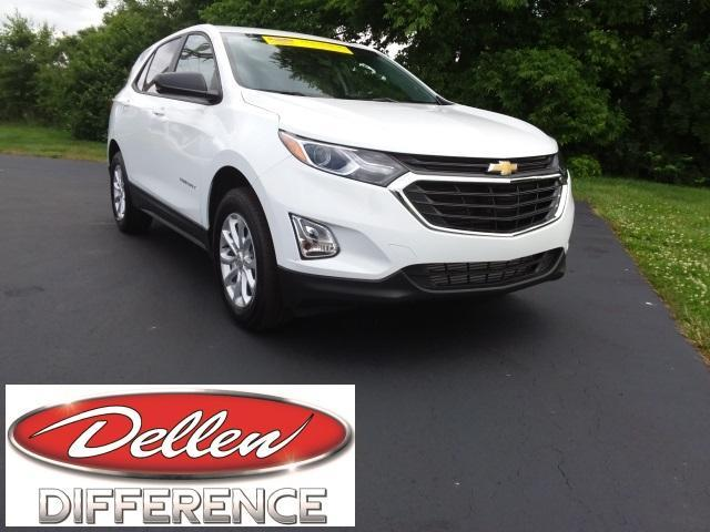 new 2021 Chevrolet Equinox car, priced at $29,880