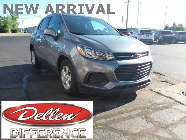 used 2020 Chevrolet Trax car, priced at $21,527