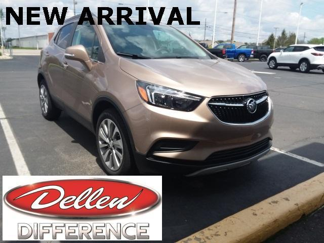 used 2019 Buick Encore car, priced at $20,927