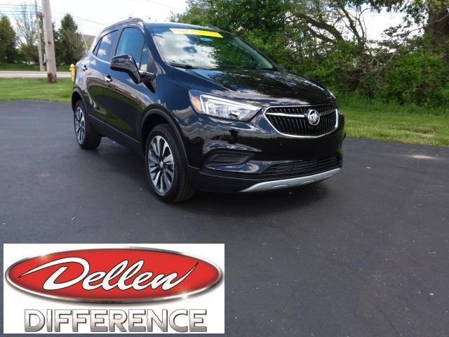 new 2021 Buick Encore car, priced at $24,395