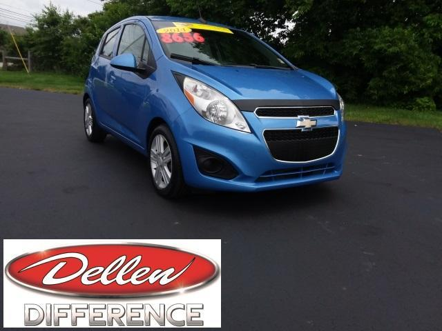 used 2014 Chevrolet Spark car, priced at $8,656