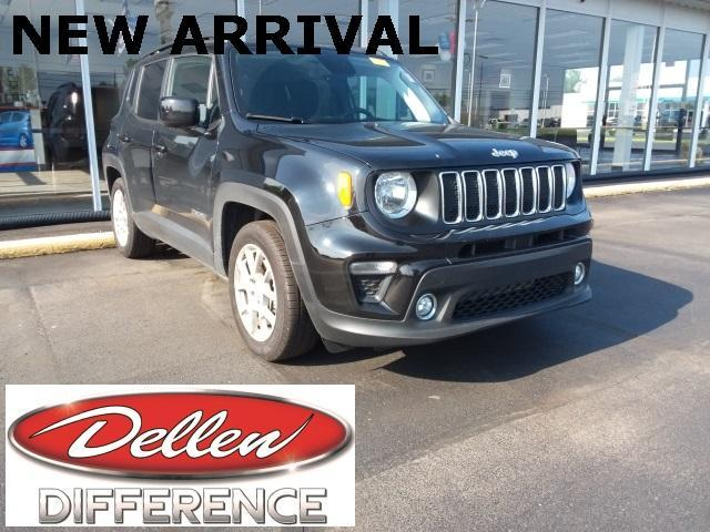 used 2019 Jeep Renegade car, priced at $22,738