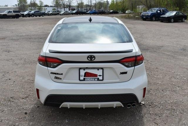 new 2021 Toyota Corolla car, priced at $26,786