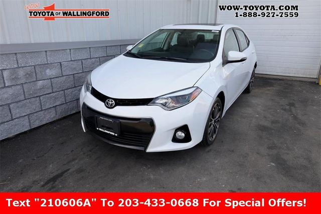 used 2015 Toyota Corolla car, priced at $15,123