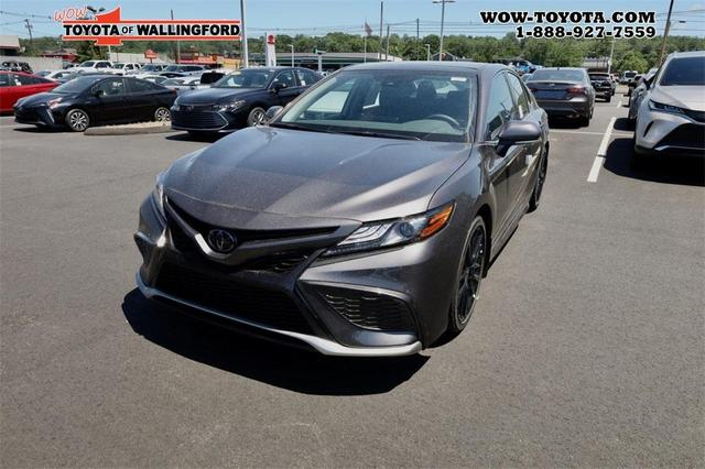 new 2021 Toyota Camry car, priced at $34,857