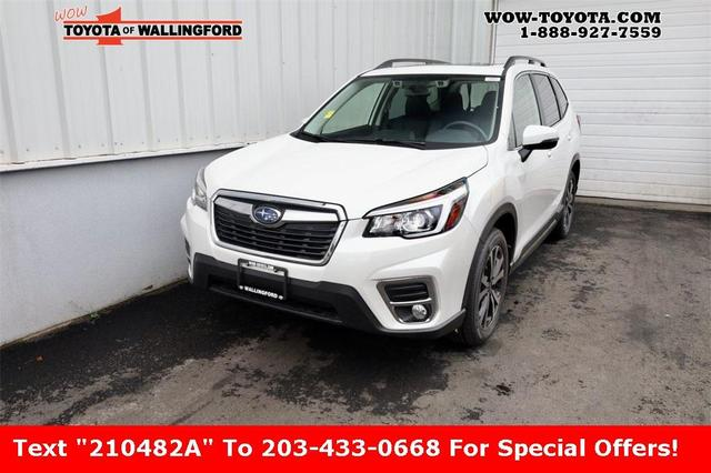 used 2020 Subaru Forester car, priced at $30,923