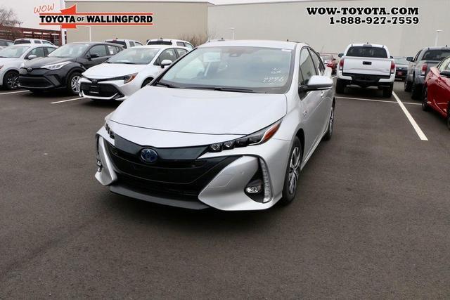 new 2021 Toyota Prius Prime car, priced at $35,319