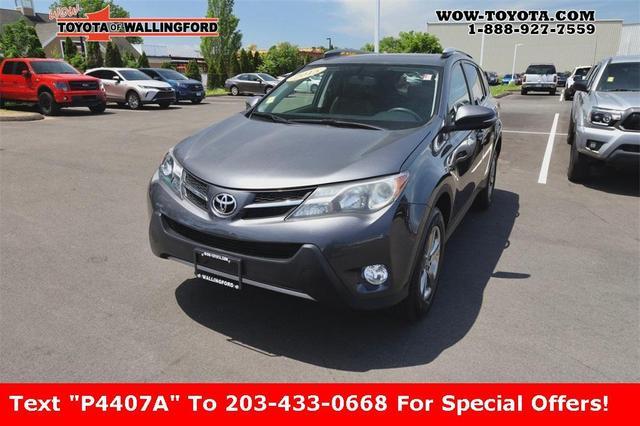 used 2015 Toyota RAV4 car, priced at $18,923
