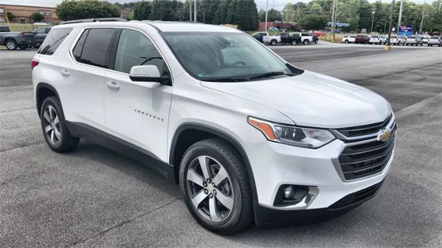 used 2019 Chevrolet Traverse car, priced at $37,000