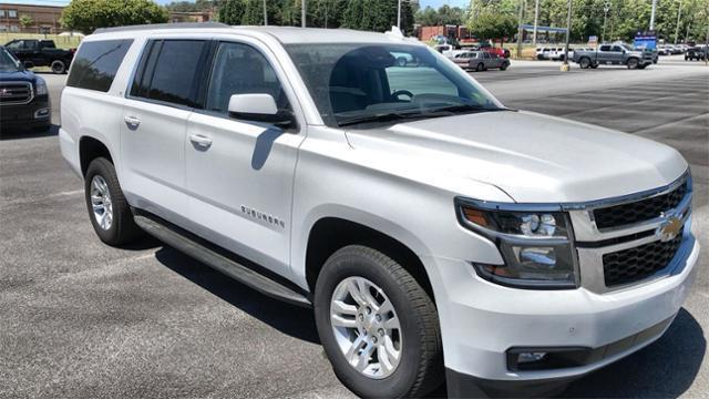 used 2020 Chevrolet Suburban car, priced at $55,583