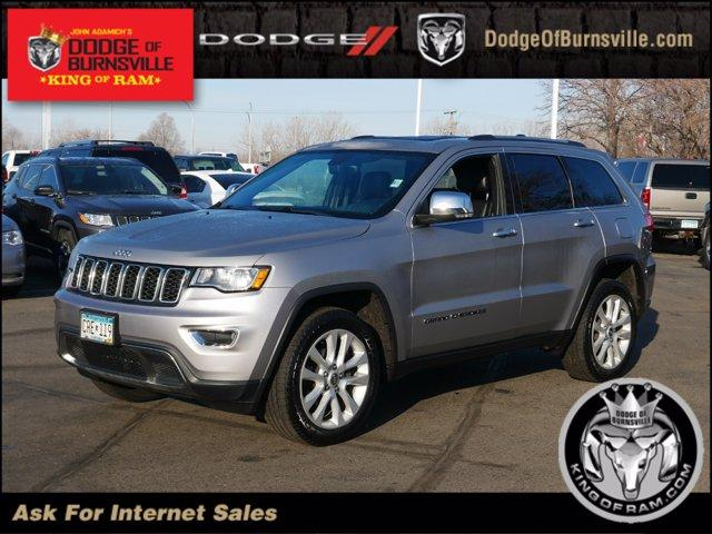used 2017 Jeep Grand Cherokee car, priced at $25,900