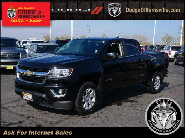 used 2017 Chevrolet Colorado car, priced at $27,500