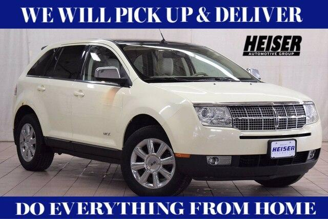 used 2007 Lincoln MKX car, priced at $8,993